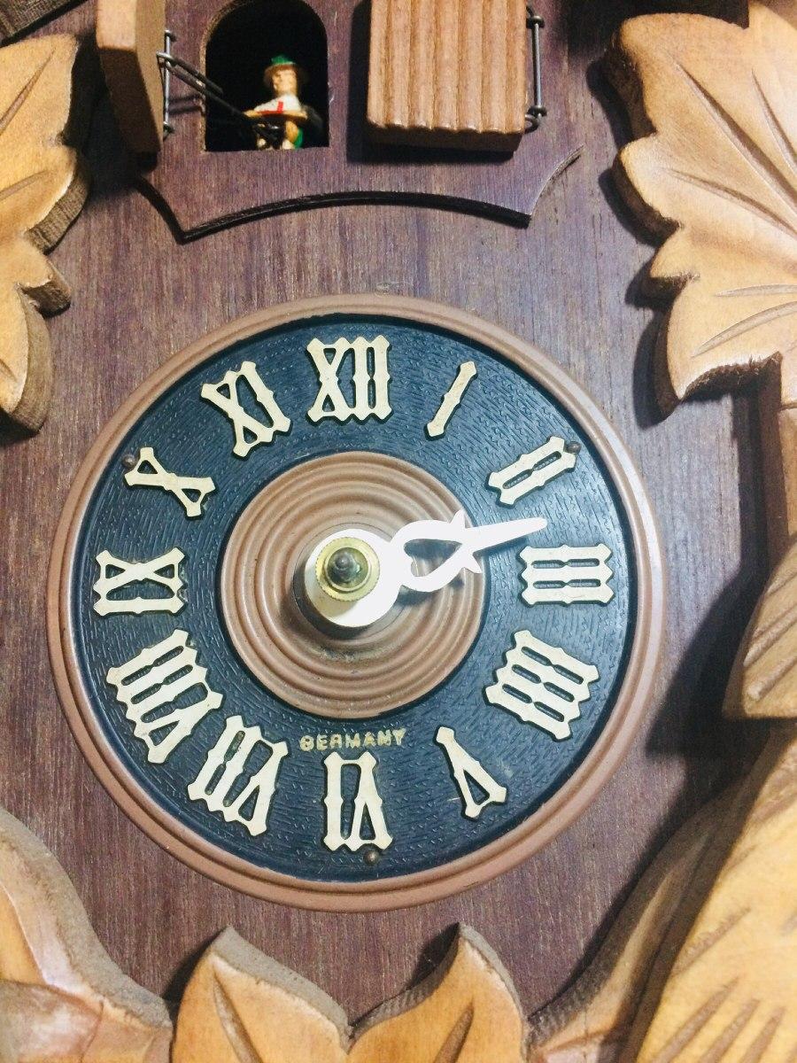 134f9c51e14 brechó charisma-relógio cuco musical-floresta negra-germany. Carregando  zoom.