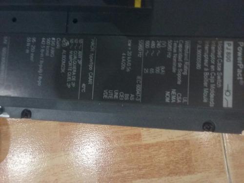 breckets de 800 amp tipo bloque  schneider
