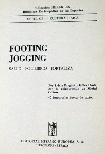 breguet creton footing jogging carrera maratón no envio