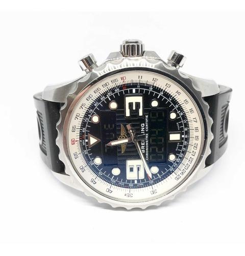 breitling chronospace ref a78365 completo
