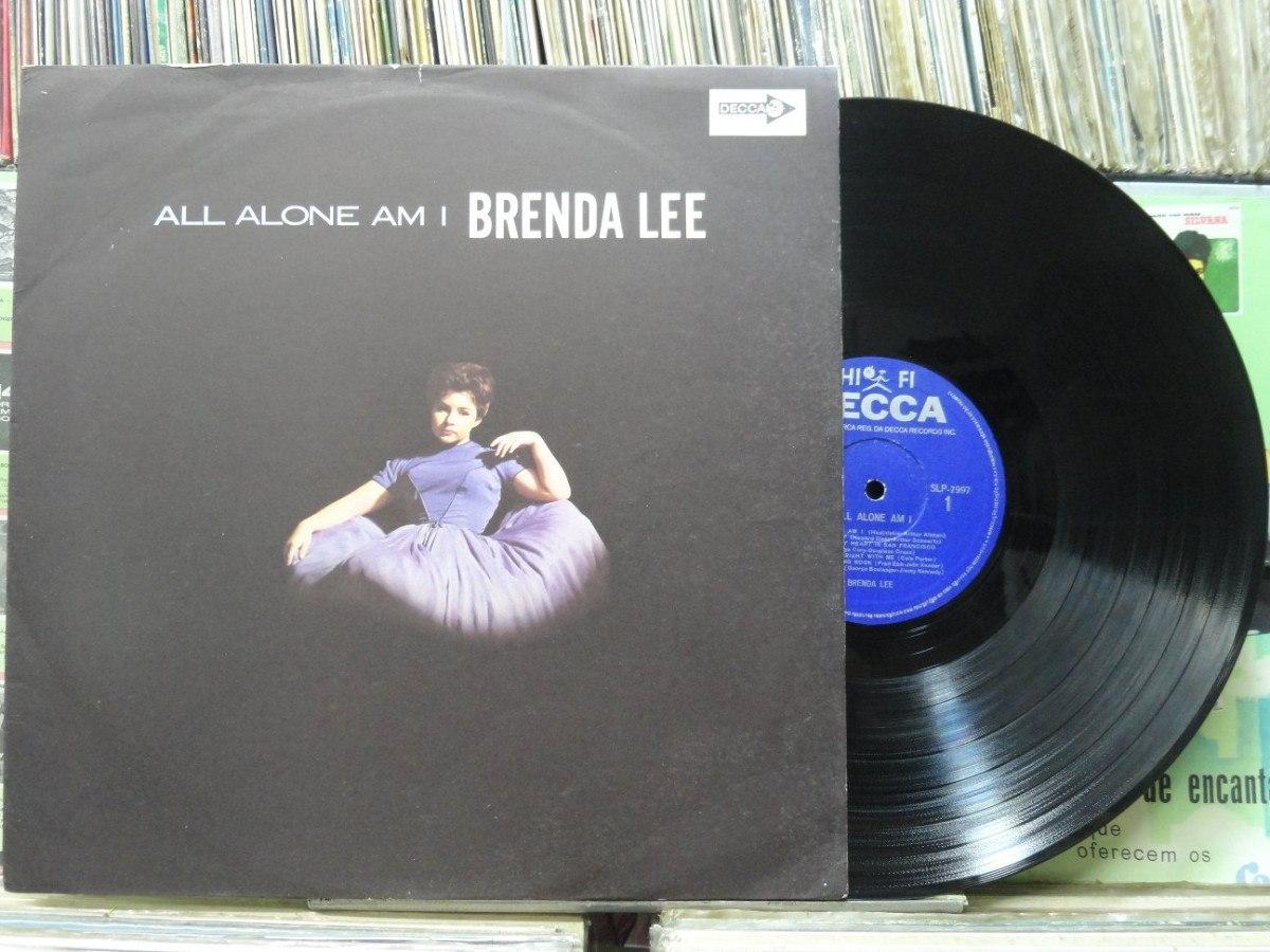 Brenda Lee All Alone Am I