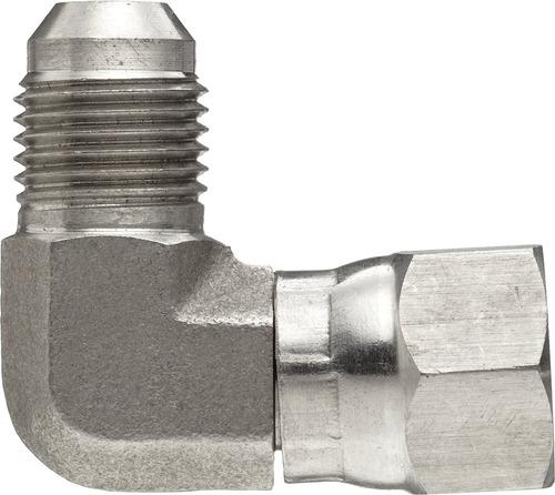 brennan 6500-08-08-ss, acero inoxidable jic tubo de empalme,