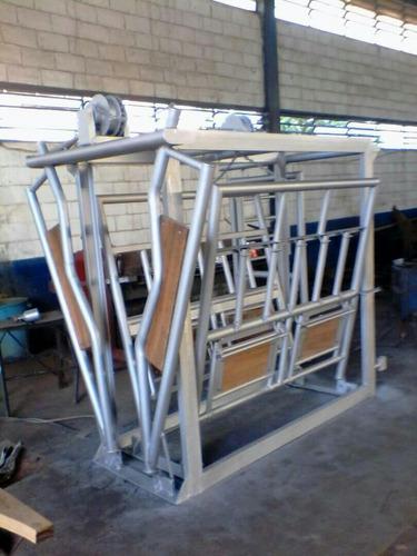 brete bretes ganaderos para mangas  por encargos  fabrica