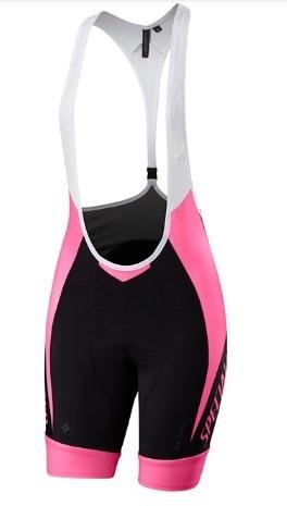 bretelle specialized sl pro bib shorts feminino