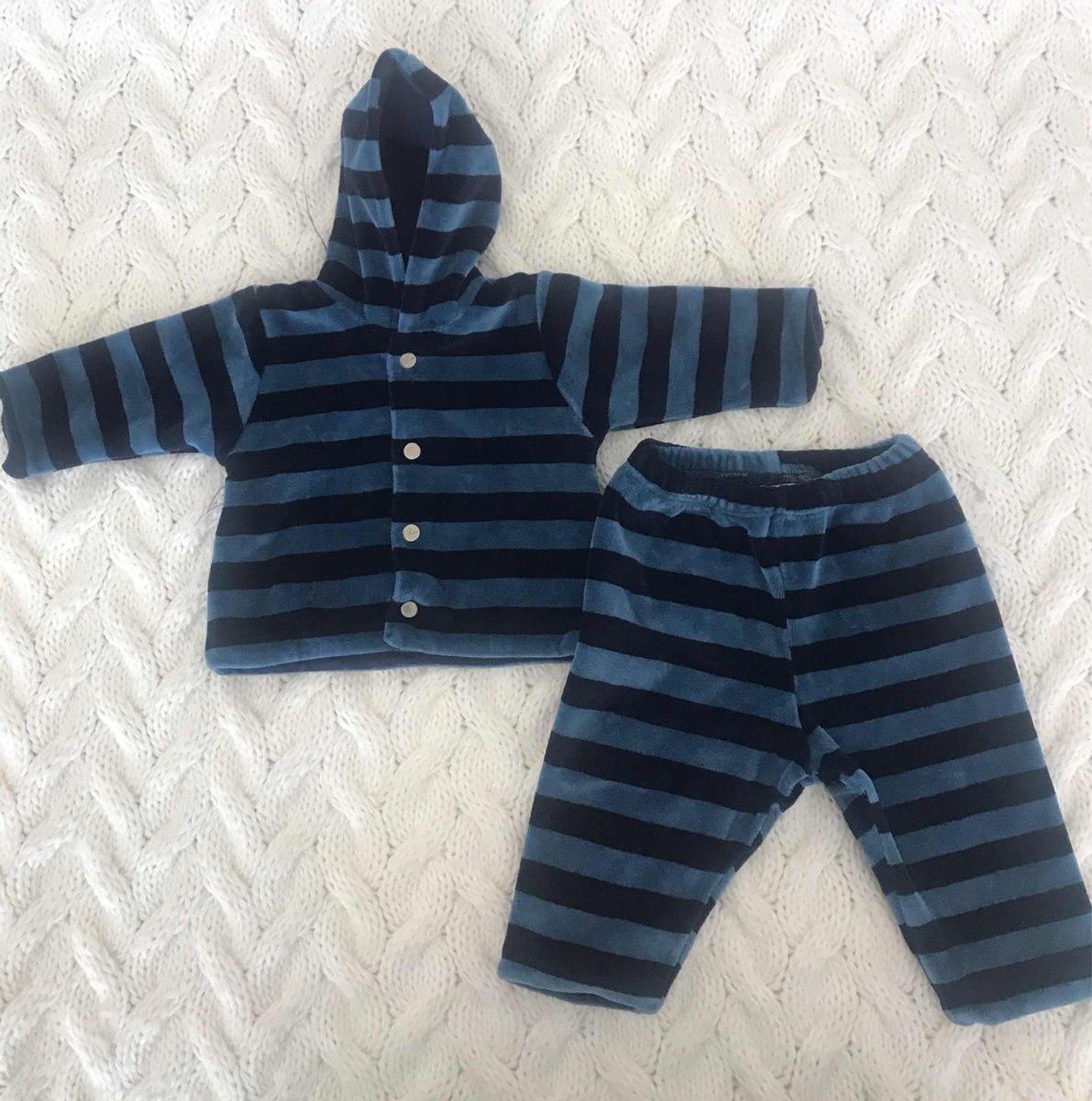 Breur Carters Ralph Conjunto Bebé 0-3 Meses Plush Abrigo -   1.390 ... c891cdd473b4