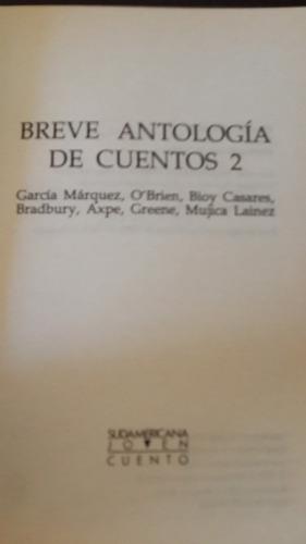 breve antologia de cuentos 2.garcia marquez .san isidro