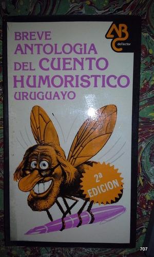 breve antología del cuento humorístico uruguayo (4)