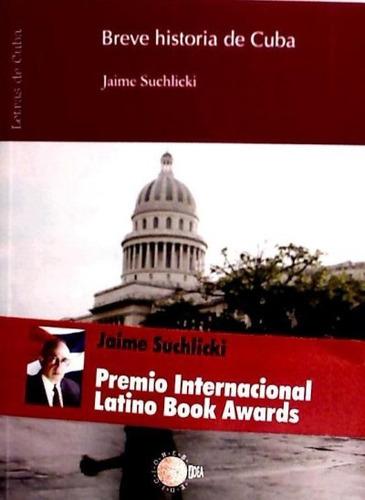 breve historia de cuba(libro historia de cuba)