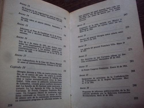 breve historia de la revolucion mexicana silva herzog t2