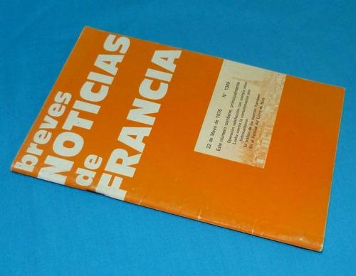 breves noticias de francia 1976 contaminación festival libro