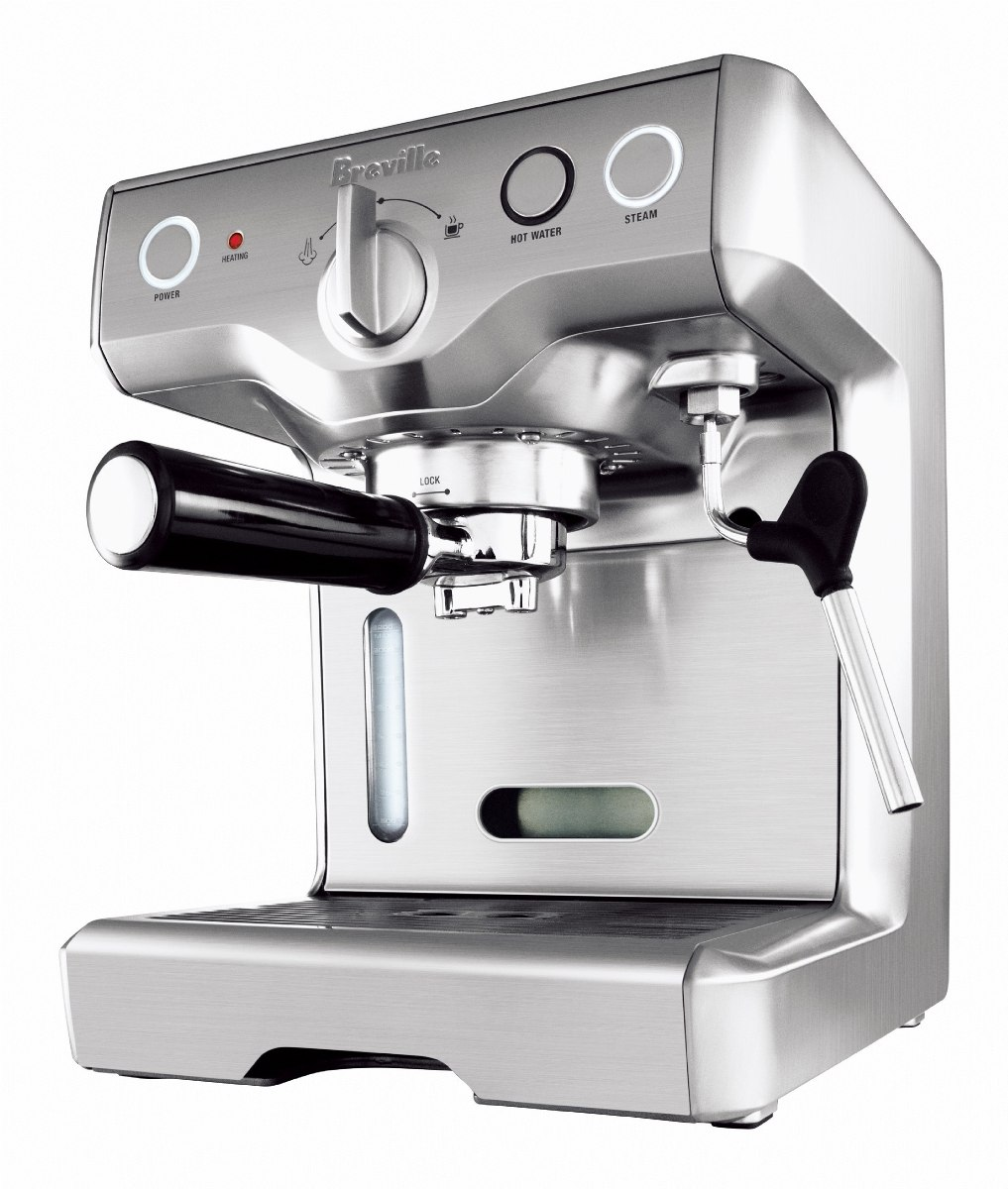 breville 800es espresso machine r em mercado livre. Black Bedroom Furniture Sets. Home Design Ideas
