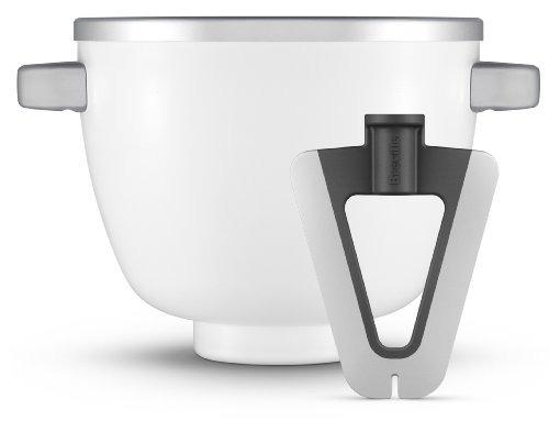 breville bia500xl freeze & mix ice cream bowl para usar con