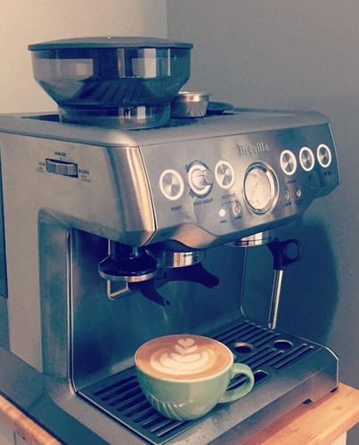 breville cafetera espresso