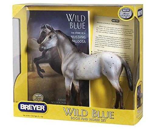 breyer azul salvaje: clásicos del caballo y del envío gratis