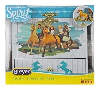 breyer espíritu parasitismo - espíritu y lucky horse musical