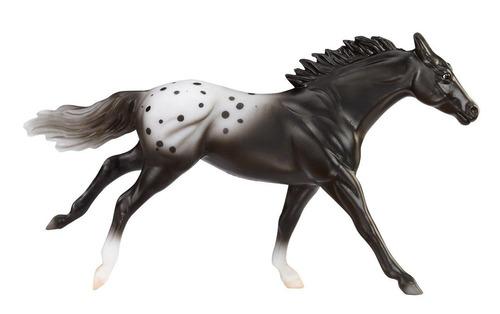 breyer stablemates escultura cavalo appaloosa