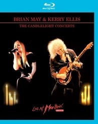 brian may/ kerry ellis - candelight concerts - blu ray + cd