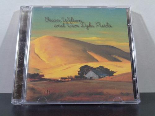 brian wilson & van dyke parks - orange crate art cd imp av8