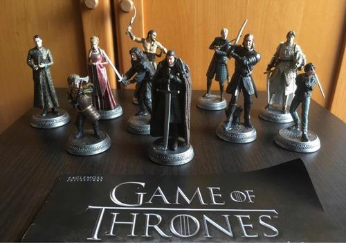 brianne of tarth - figuras game of thrones - pintadas a mano