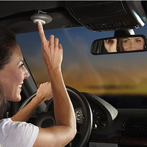 brica day y night light auto espejo musical para la segur