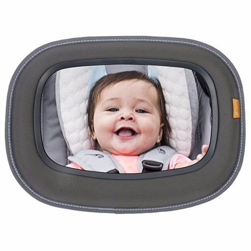 Brica espejo de carro beb a la vista para seguridad en for Espejo para mirar bebe auto