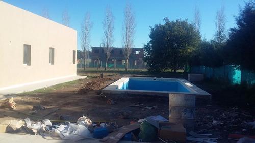 brickland - prop a estrenar, 3 dorm, piscina, cochera!