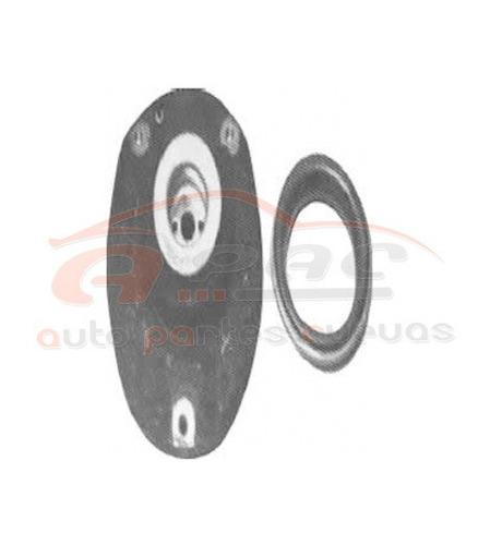 brida base amortiguador del izq peugeot 206 sx 03-09 5291