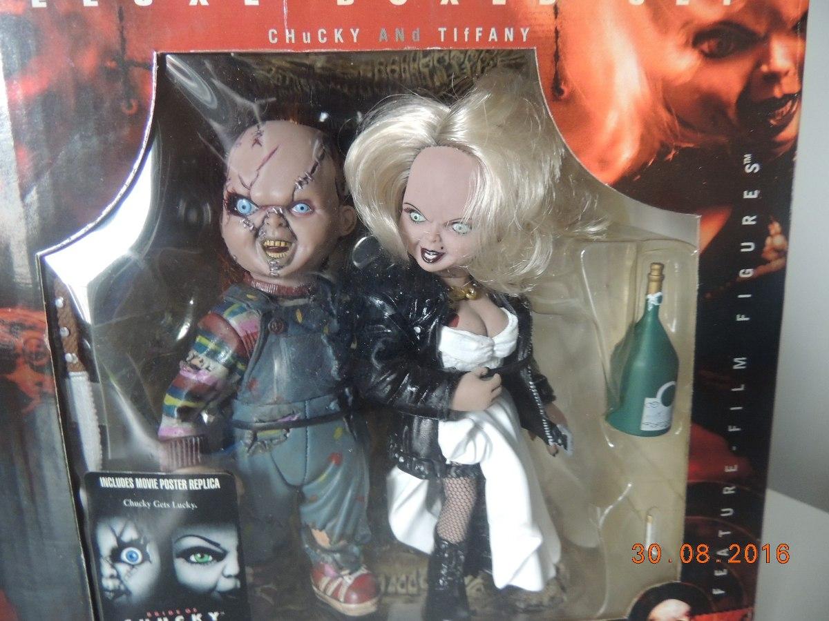 bride of chucky tiffany movie maniacs mc farlane coleção. Carregando zoom. 887b91dc16