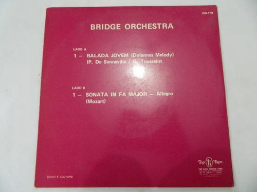 bridge orchestra - 1975 - balada jovem - compacto ep 12