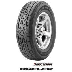 bridgestone 225/65/17, dueler 687 h/t japonesa