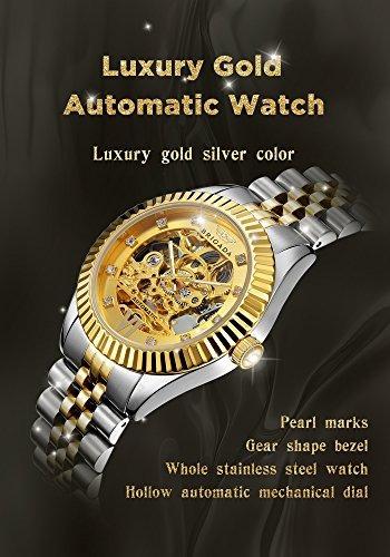 9a71c9cab2c3 Brigada Relojes Suizos Relojes De Lujo De Oro Para Hombres ...