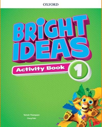 bright ideas 1 - class book and activity book - oxford
