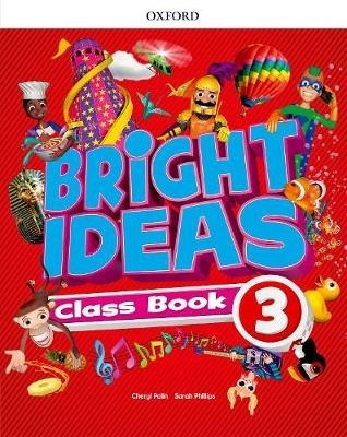 bright ideas 3 - class book and activity book - oxford