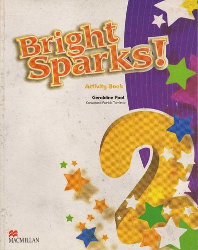 bright sparks! 2 activity book by geraldine pool nuevo ofert