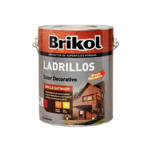 brik-col ladrillos recubrimiento protector impermeabilizante