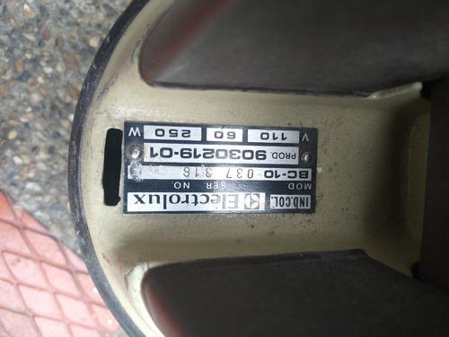 brilladora electrolux bc-10