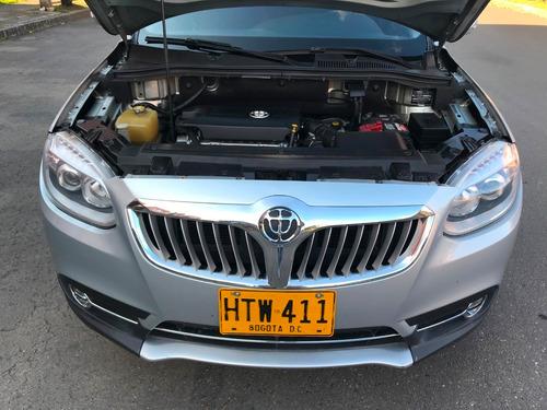 brilliance v5 mt 1.500cc turbo tc  2014