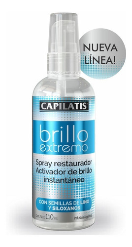 brillo extremo capilatis spray
