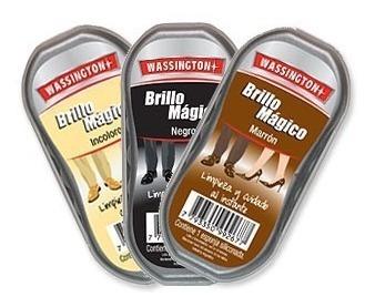 brillo magico marron wassington(cod. 4423)
