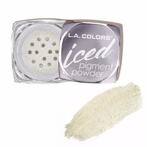 brillo sombra gliter (glitter) de l.a. colors original