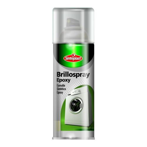 brillospray  aerosol epoxi  blanco o negro x 440cc