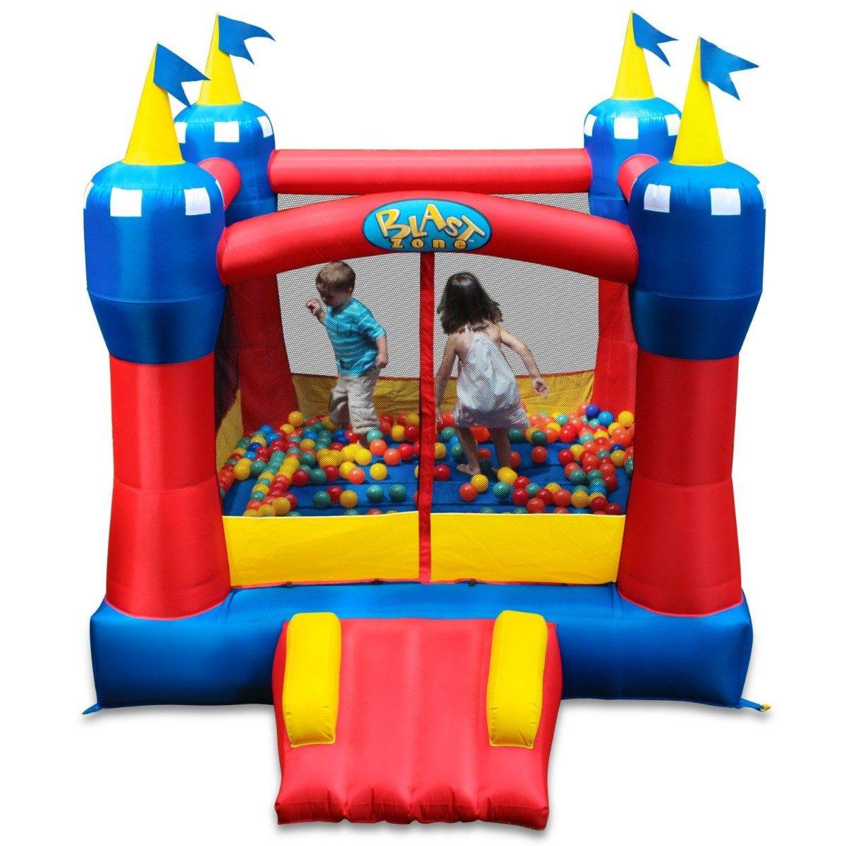 Brinca brinca brincolin inflable castillo ni os juego omm for Precios de piscinas inflables para ninos