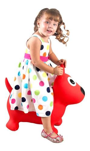 brinca montable de juguete para niños. 3 modelos $549 c/u