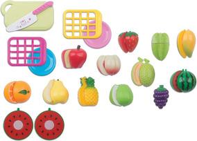 681dc962b Frutas Brinquedo Velcro - Brinquedos e Hobbies no Mercado Livre Brasil