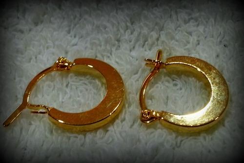 brinco jóias ouro