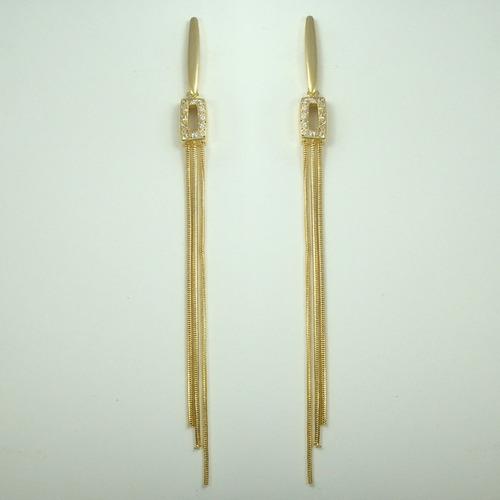 brinco ouro 18k fl. br5029 preço e qualidade imbatíveis