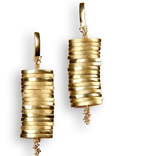 brinco ouro 18k fl. br5171 preço e qualidade imbatíveis