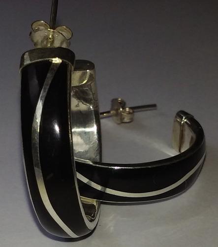 brinco pequeno bio jóia da amazônia - prata e tucumã