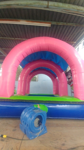 brincolin de agua 4x3 metros