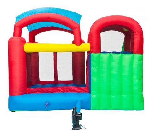 brincolin inflable bounceland de agua resbaladilla y pelotas
